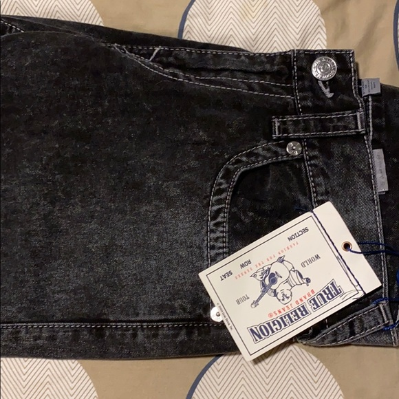 True Religion Other - True religion basic straight WFLPS natural size 31